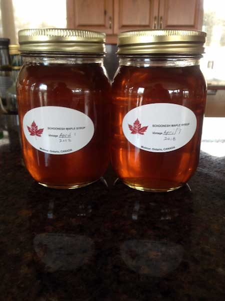 Maple Syrup image | TNT Hunter Blog